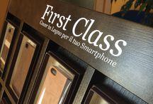 Espsitore First class