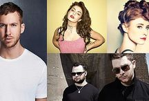 Charli XCX, Calvin Harris y Kiesza en vivo en los MTV Europe Music Awards