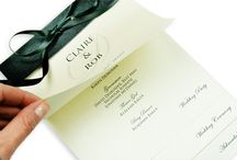 Wedding Paper Items / by Brooke Townley