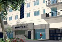 Meyerbeer No.70 GAM D.F. / Visita este fantástico desarrollo y decídete a tener tu propio departamento