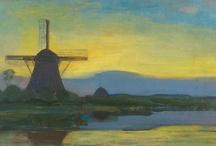 Piet Mondriaan / Landschap