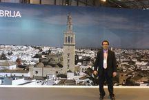 FITUR / Feria Internacional del Turismo en Madrid.