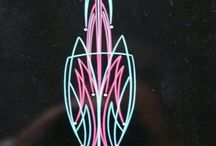 Pinstriping and paint / Pinstriping