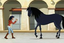 konie z bajek