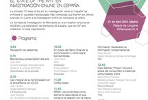 Evento Aedemo / 22ª Edición de la Jornada de Investigación de Mercados