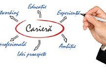 Cariera Ta / Sfaturi, ponturi si informatii pentru cariera ta, intr-o forma usor de amintit.