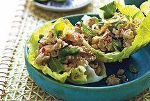 Saladas & Molhos .✽.•♥•