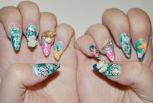 Nails did / by Madeline Polich
