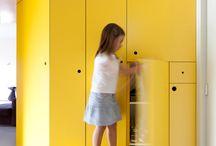 Loft kids room