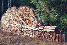 Firewood & logging equipmemt / by Annie Roche