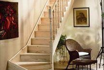 лестницы и мансарды