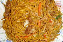 Chinese cuisine - Cucina cinese / Chinese cuisine