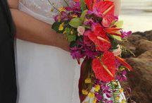 Fiji Weddings ~ Tropical Flowers