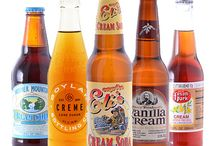 Cream Sodas / Cream sodas are the best.  They range from traditional vanilla cream to cotton candy style. Whether you spell it cream or creme these are delicious sodas.