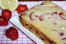 strawberry recipies
