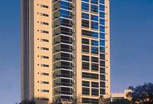 Millenia Residencial / Millenia Residencial, se localiza en una de las zonas mas exclusivas de la zona metropolitana desplantado en un terreno en desnivel con una superficie de 6,700 m2.  Millenia Residencial, esta integrado por dos torres de condominios de 15 pisos.