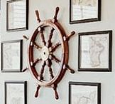 nautical rooms - ideas and stuff