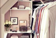 Room as closet