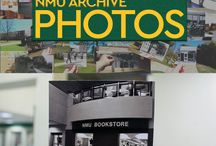Blast from the Past / A compilation of photos we dug up from the NMU Archives. So much history! / by Northern Michigan University
