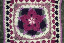 crochet grannies and other squares