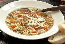 Simmering Soups & Stews