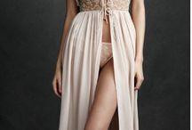 Fashion ✄ Lingerie (Peignoir)
