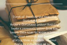 Holiday Helpers / Try these tips to make your holidays go a little smoother!