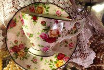 Tea cup obsessed!