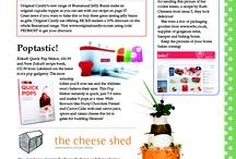 Magazine reviews