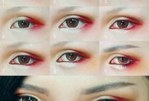 Visual Kei makeup