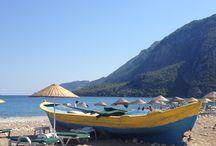 Travel - Cirali, Turkey