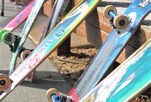 Skateboarding <3