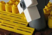 Wheat Field Lego