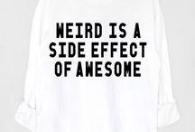 awesome/hilarious clothing