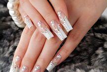 Bridal/Wedding Nails