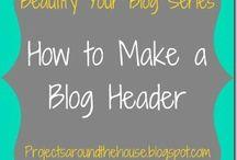 Blogging Tips / Tips for blogging and social media.