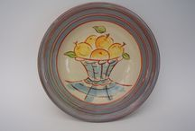 Brimming Basket of Apples Collection / Mug, bowls & plates to brighten up your breakfast, lunch and dinner
