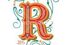 Calligraphie et Fonts