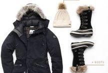 Winter Wonderland Closet!