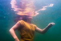 Refelctions- An Underwater Series