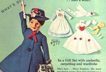 Vintage toys / by Teri Geddings