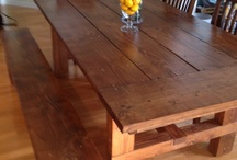 Natural Wood Tables