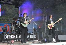 Berkhaim & Partner - The band you can trust / Bilder von Konzerten etc. der Band Berkhaim & Partner