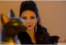 Mariana Gasali - Mini Book / Mariana Gasali - http://www.marianagasali.com.ar Cantante Arabe - Arabic Singer