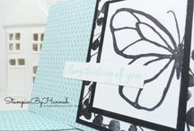 My Stampin' Up! UK Cards