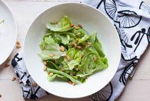 salads / healthy, hearty, tasty, veggie-ful salads!