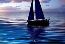 Море, яхты, парусники и всё морское