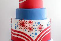 Cakes / by Melissa Laue Maakestad
