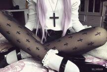 Pastel Goth - Creepy Cute