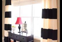 telas y cortinas